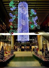 丸の内MY PLAZA(マイプラザ)のクリスマスイルミネーション2014