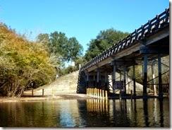 Santa Fe River ramp at Hwy 129