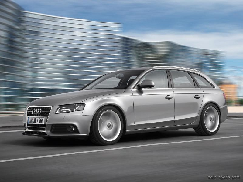 2010 audi a4 wagon specifications pictures prices. Black Bedroom Furniture Sets. Home Design Ideas