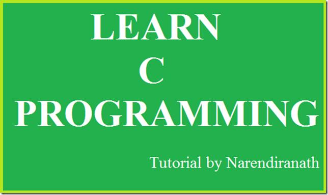 learn-c-programming