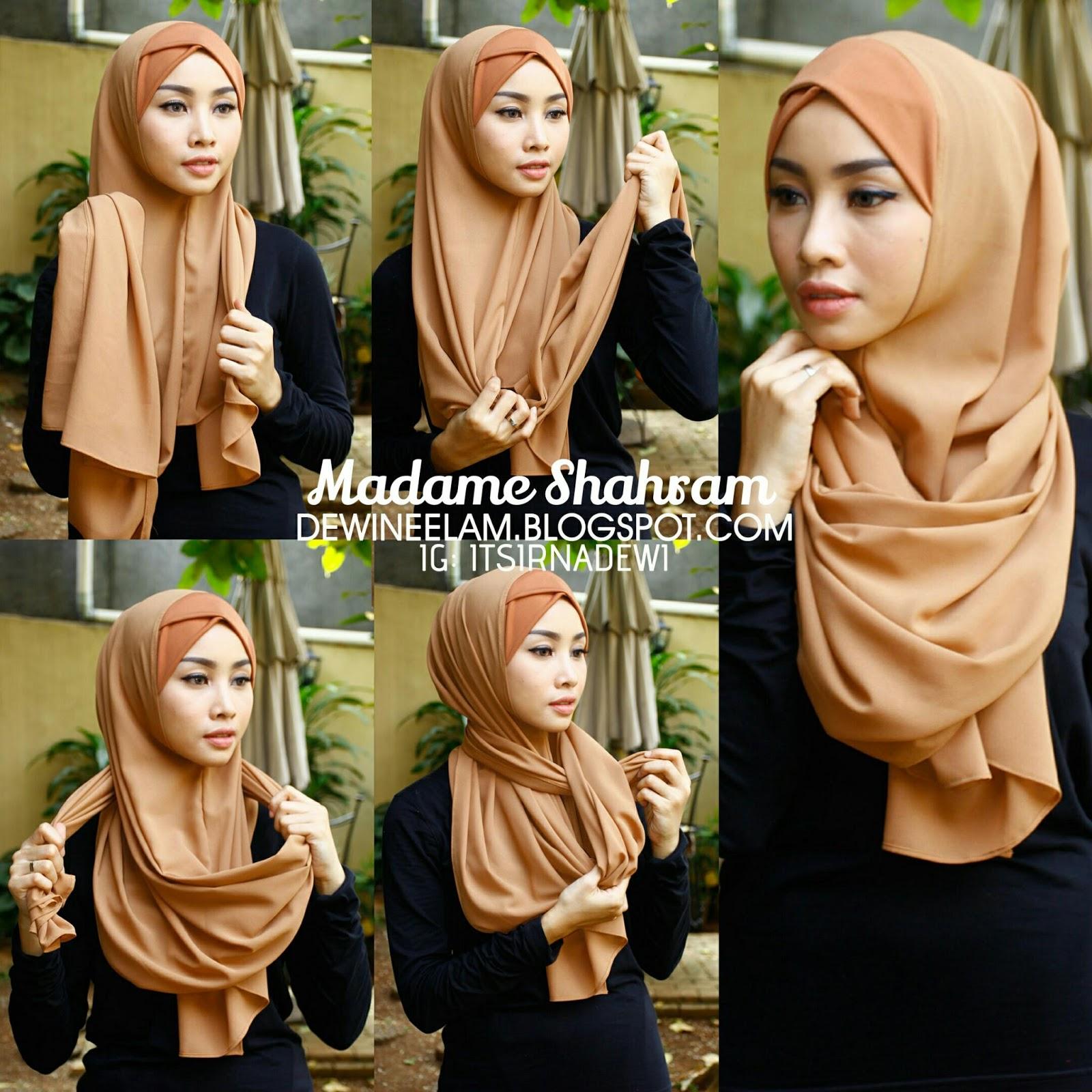 30 Koleksi Tutorial Hijab Instagram Terupdate Tutorial Hijab