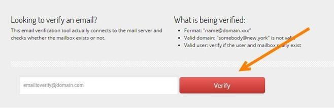 free-mail-verifier