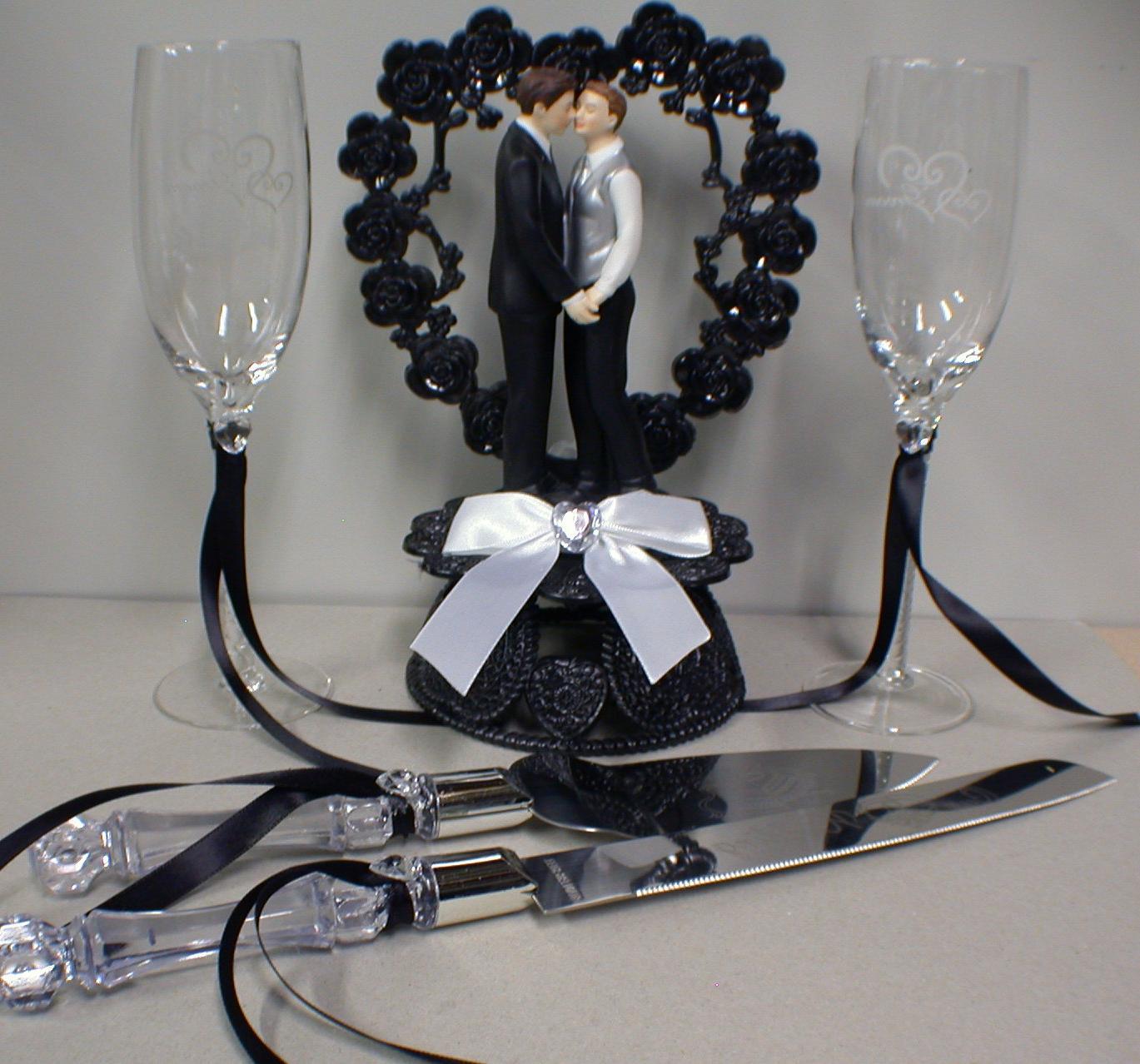 Raphaele s blog black wedding cake toppers