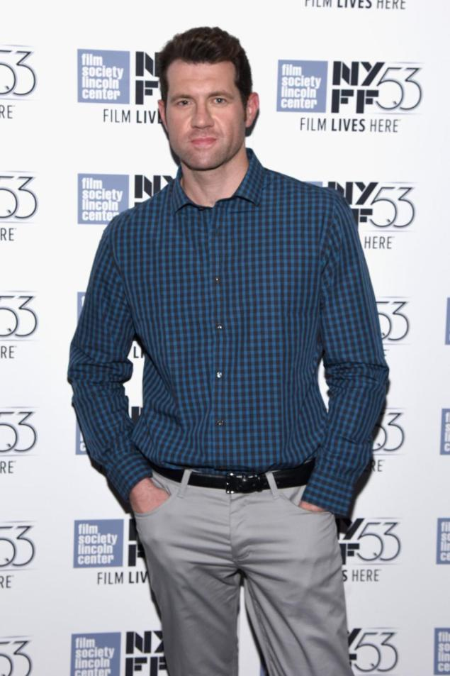 how tall is billy eichner