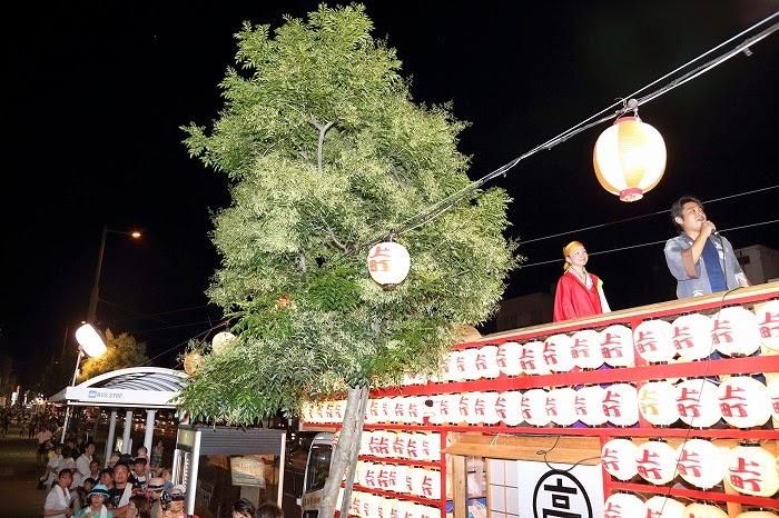 第60回よさこい祭り☆本祭2日目・上町競演場7☆上2目2670