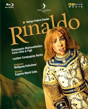 DVD REVIEW: Georg Friedrich Händel - RINALDO (Arthaus Musik 102207)