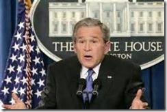 Bush Clueless