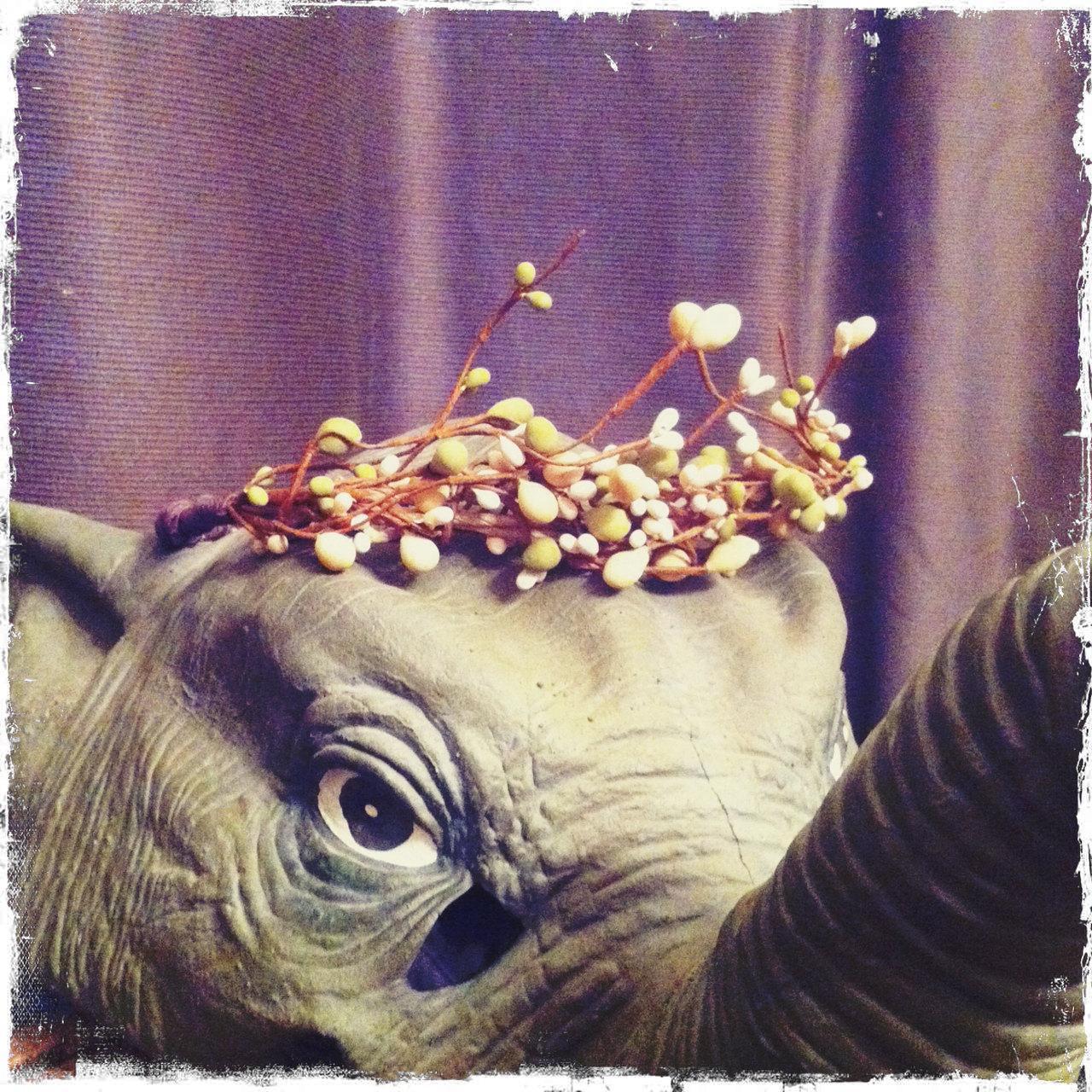 Whimsical wedding fairy