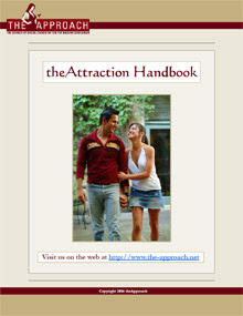 Cover of The Approach's Book The Attraction Handbook