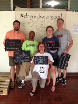 #dogoodweargood