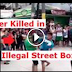 Watch | Filipino Fighter Killed in Illegal Street Boxing