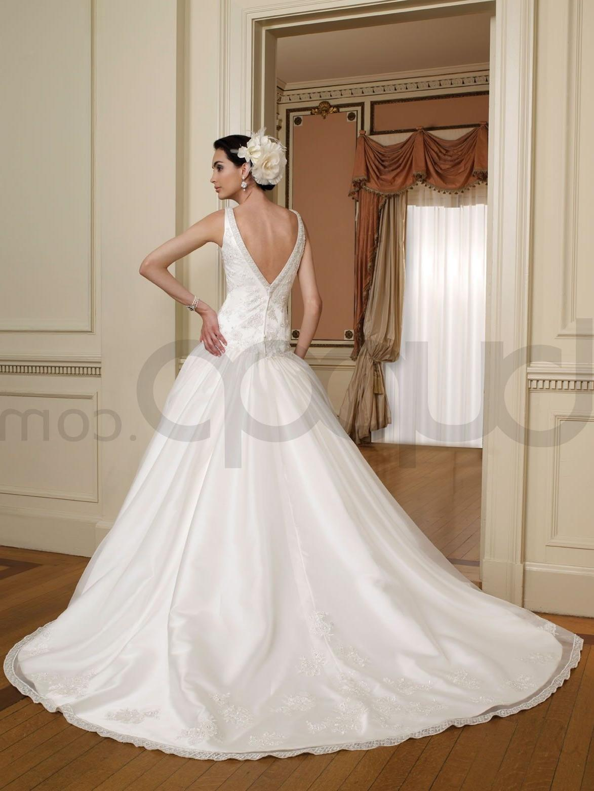 lace ballroom wedding dresses