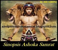 Ashoka samrat cover