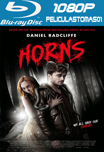 Horns (Cuernos) (2013) [BDRip m1080p/Dual Castellano-ingles]
