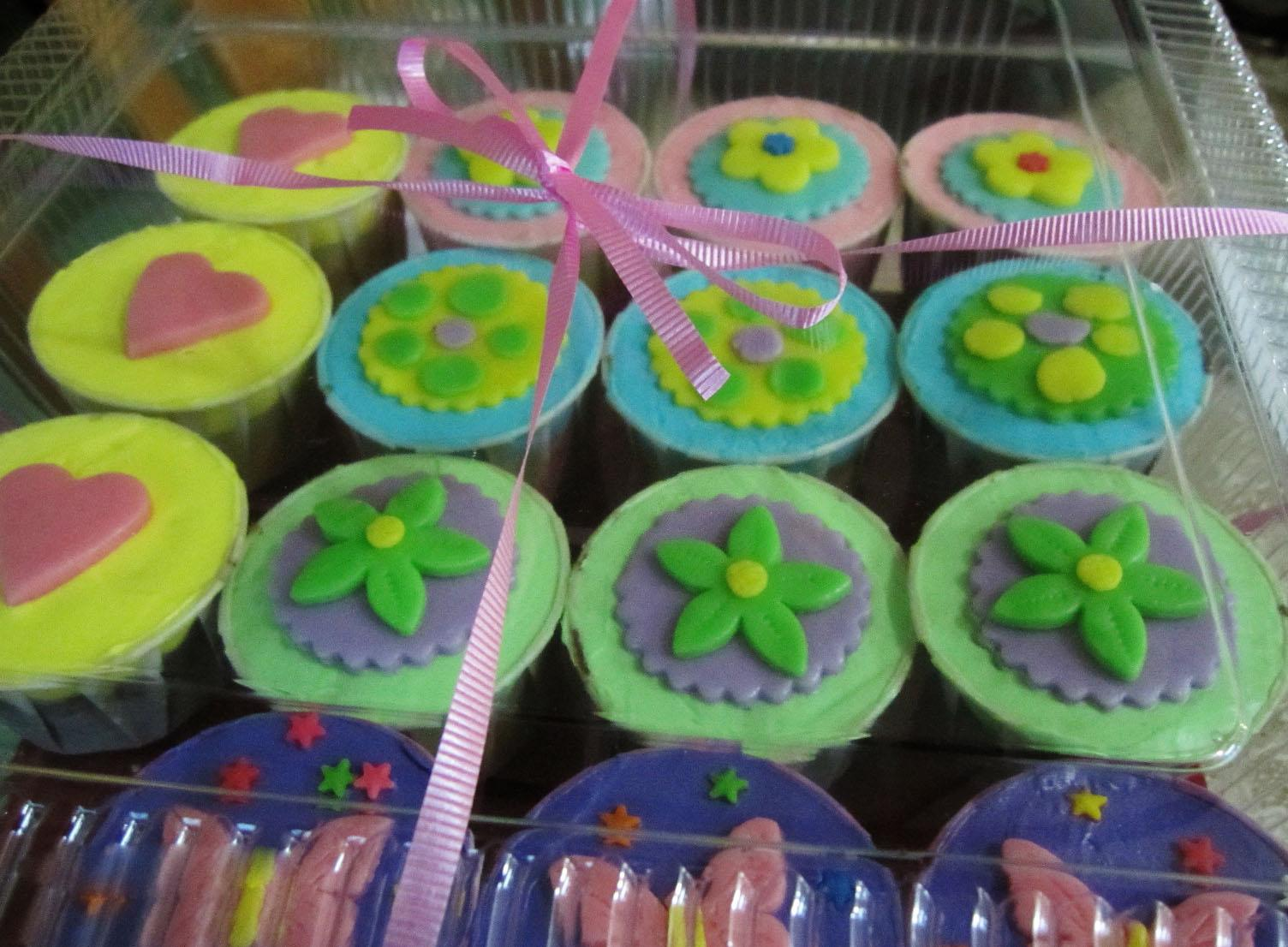 Here are some cupcake design