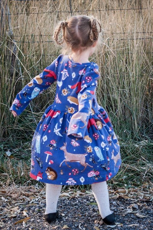 kensington dress sew a straight line-4