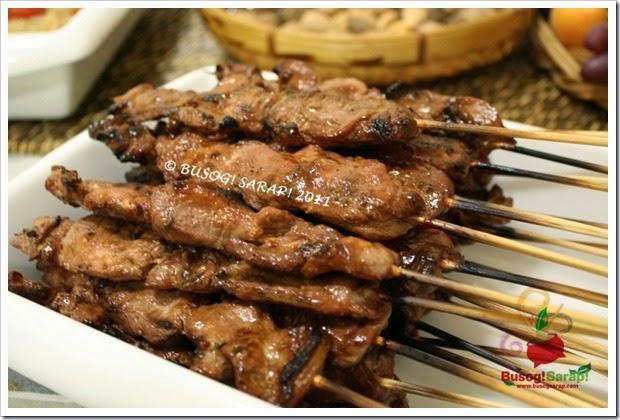 PORK BBQ STICKS© BUSOG! SARAP! 2011