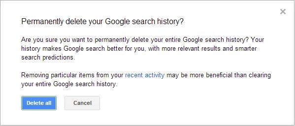 delete-google-search-history