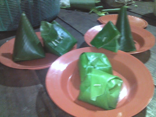 sokkol mandar beragam bentuk