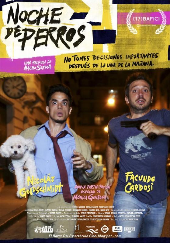 Ver Noche de Perros Online (2015) Gratis HD Pelicula Completa