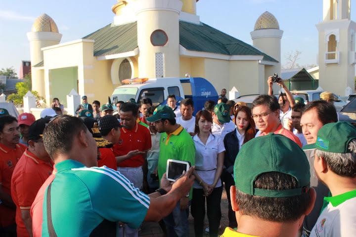 Fun Walk 2015 bersama Bupati Bantaeng dan Gubernur SulSel-5