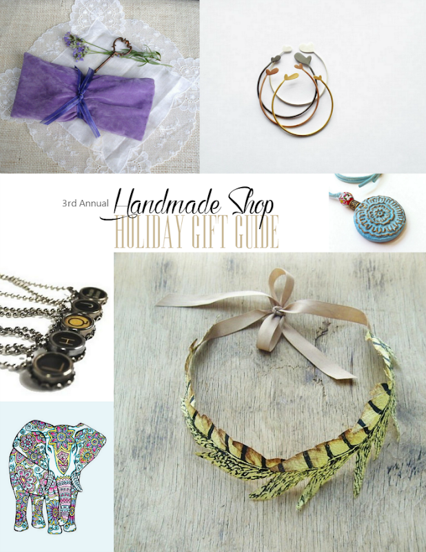 Handmade Shop Gift Guide