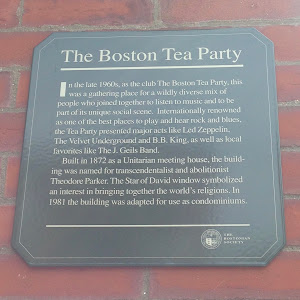 The Boston Tea PartyIn the late 1960s, as the club The Boston Tea Party, thiswas a gathering place for a wildly diverse mix ofpeople who joined together to listen to live music and to bepart of its ...
