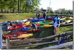 Dismal Swampn Kayakers