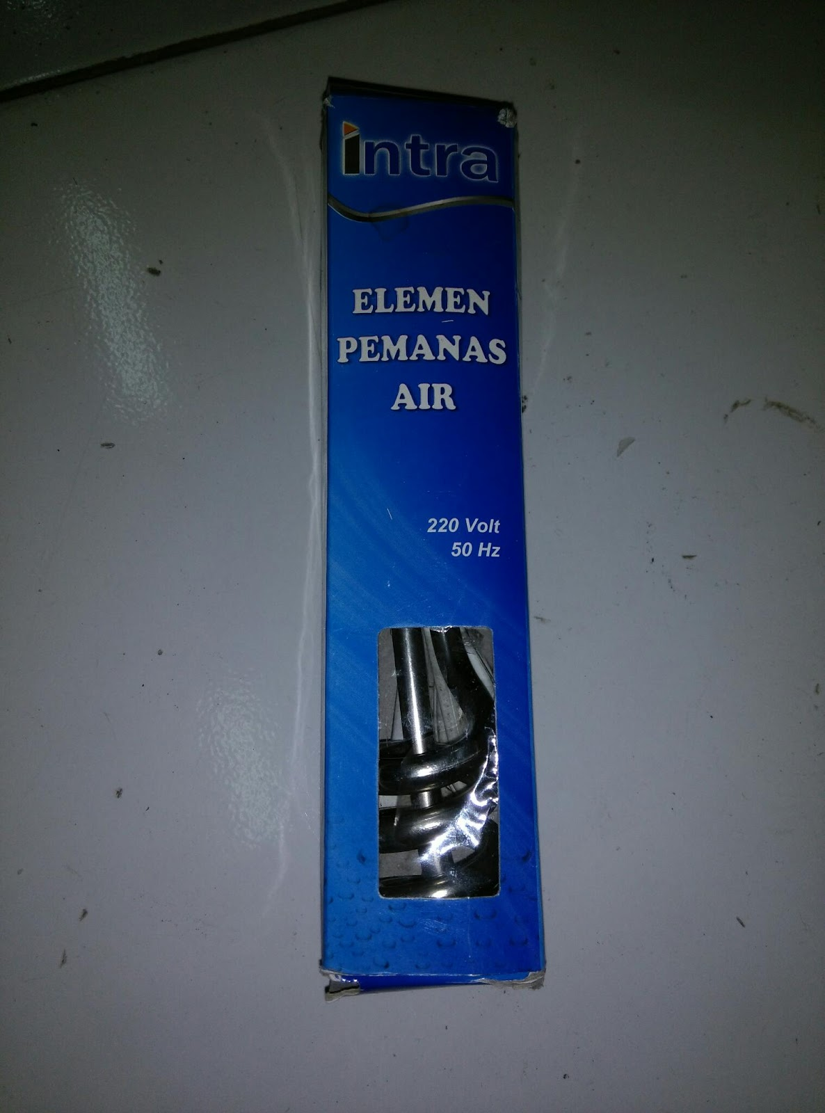 Elemen Pemanas Air Intra 220 Volt 50 Hz