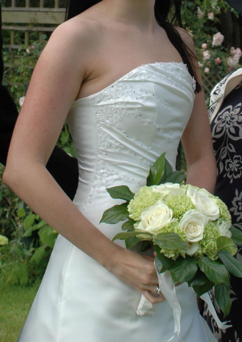 Wedding dress listing 484