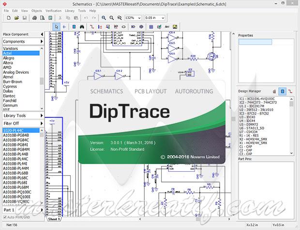 DipTrace 3.0