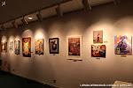 Exposición Artística dedicada a la Guitarra y al Maestro Andrés Segovia organizada por spain@rt