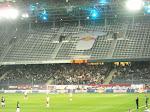 The Red Bull Stadium.