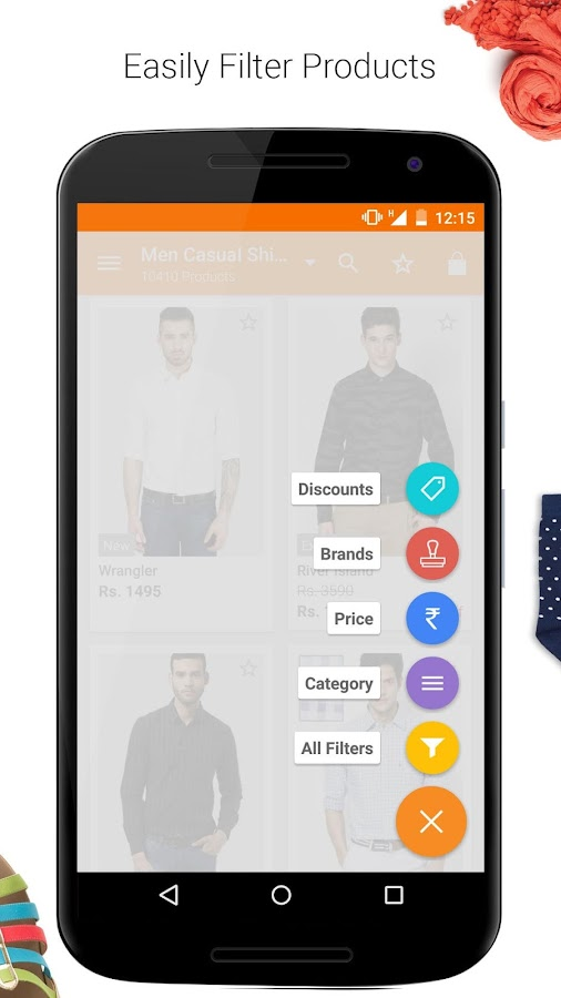Jabong-Online Fashion Shopping Screenshot 4
