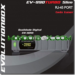 EVOLUTIONBOX EV 990 TURBO SLIM