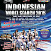 INDONESIAN MODEL SEARCH 2015