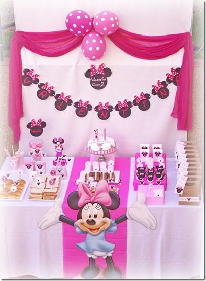 fiesta cumpleaños minnie decoracion (1)