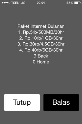 Daftar Paket Kuota Besar 6GB/30 hari Hanya Rp. 40 rb mau? begini caranya