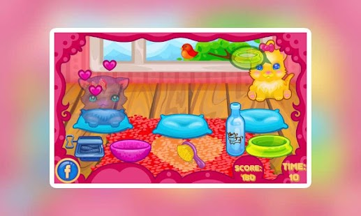 Cute Kitty Care- screenshot thumbnail