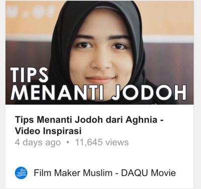 jilbabers, cantik, muslimah, jilbab, aghnia, cinta subuh, hana nurjanah, youtube
