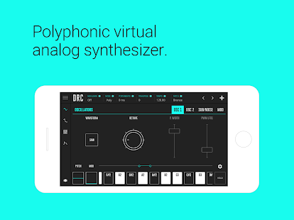 DRC - Polyphonic Synthesizer for pc