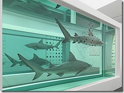 damien-hirst-two-sharks