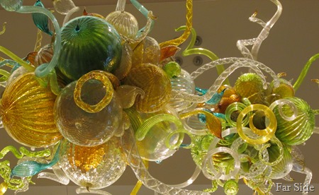 Chihuly Glass Sculptures at Mayo Clinic