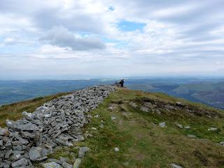 Ladyside Pike Summit ridge