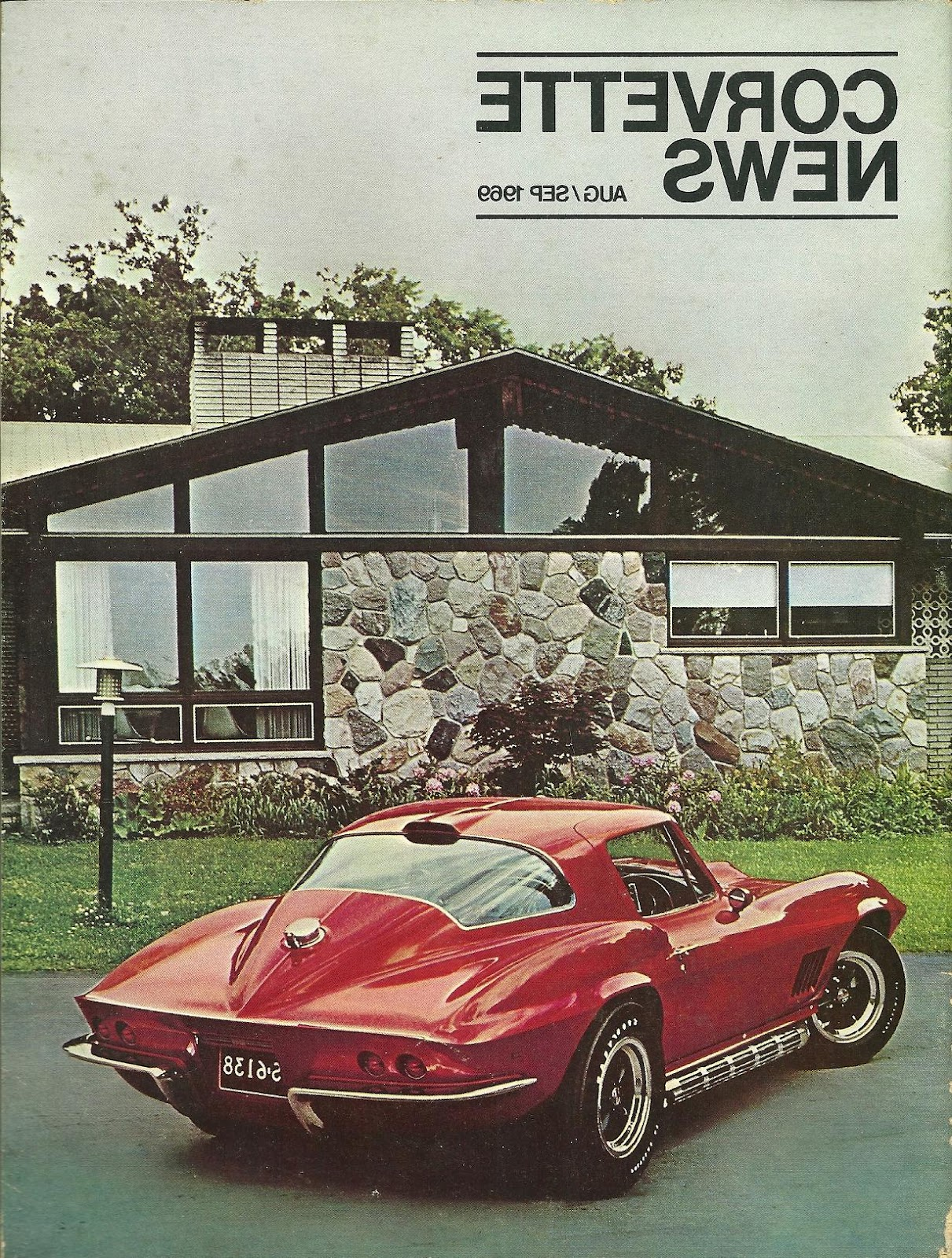 1965 Chevelle brochure.  23.95