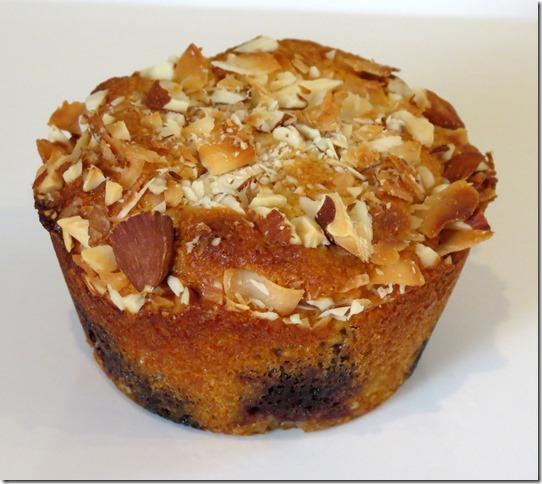 Grain Free Blueberry Muffin