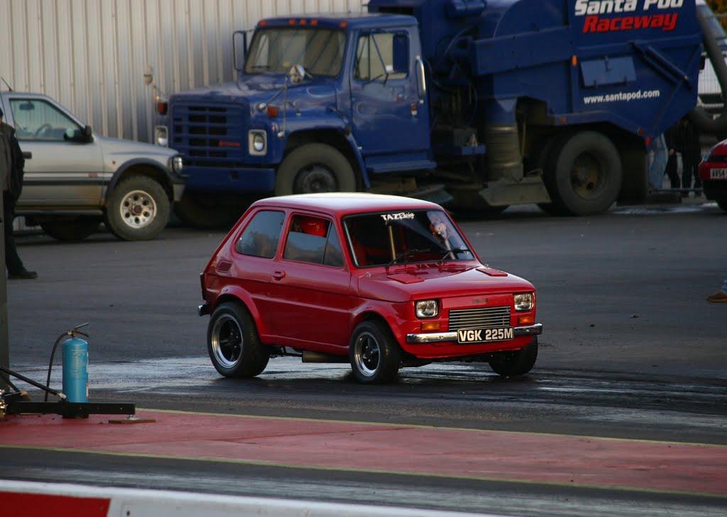 Fiat 126. Starline Models 1:43