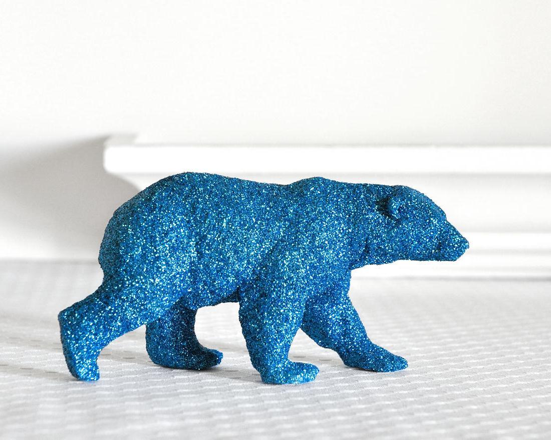 Polar Bear Winter Table