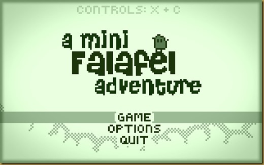 A Mini Falafel Adventure
