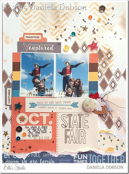 State Fair by Daniela Dobson